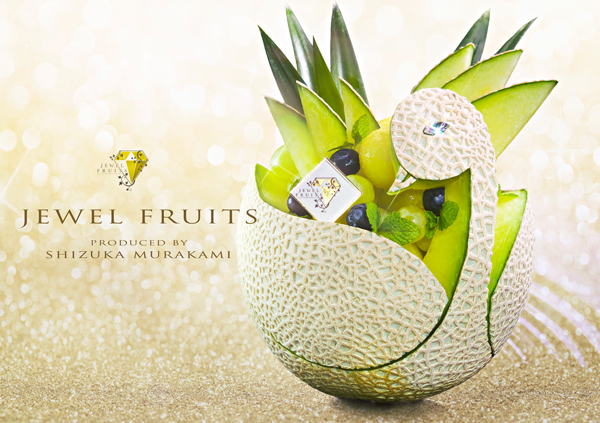 JEWEL FRUITS swan