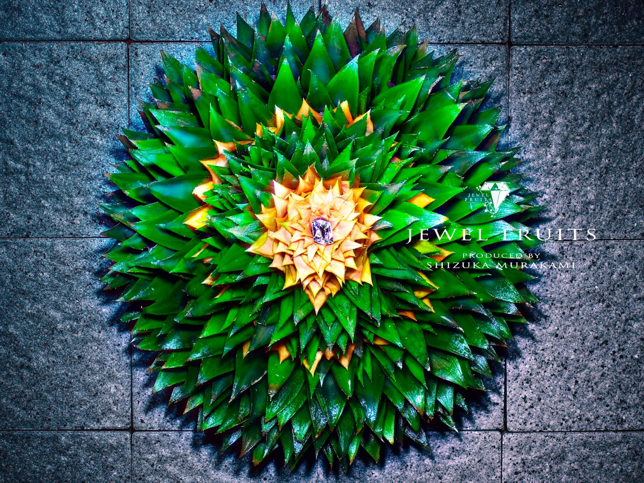 PINEAPPLE LEAF ART1