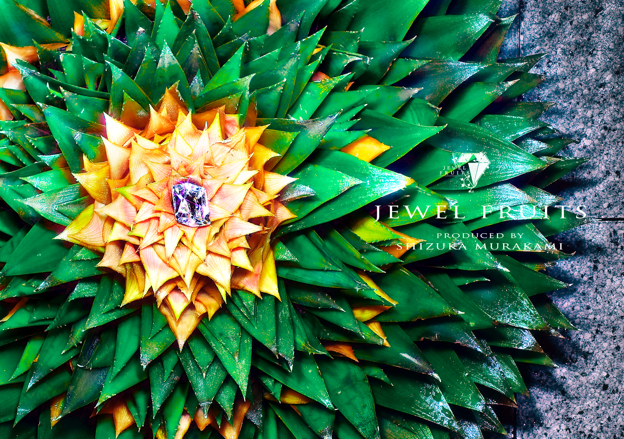 PINEAPPLE LEAF ART
